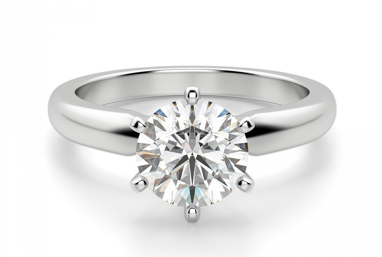 Say đắm với những mẫu nhẫn đính hôn đẹp