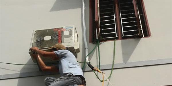 Dịch vụ tháo lắp di dời máy lạnh chuyên nghiệp Thủ Đức